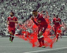 Liverpool Players, Liverpool Football Club, Liverpool Fc, Good Soccer Players, Soccer Skills, Van, Superhero, Sport, Deporte