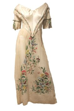 Mid 19th Century Civil War Era Dress with by MORPHEWCONCEPT
