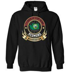 (Top Tshirt Design) Redmond Washington Is Where My Story Begins at Tshirt Family Hoodies, Funny Tee Shirts