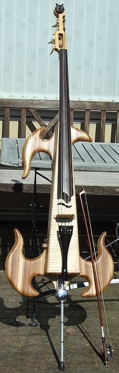 this is a complete guide to building an electric upright double bass braking news my book has. Black Bedroom Furniture Sets. Home Design Ideas