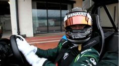 Caterham F1 Team: Onboard The Seven 620R With Kamui Kobayashi (VIDEO)