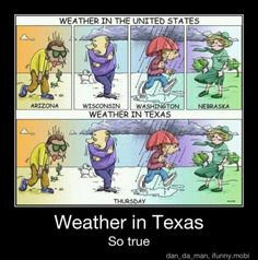 Especially Houston!