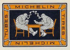 Inicio / Etiqueta Bibendum | Galerie BIBimage - Images et publicités du Bibendum Michelin