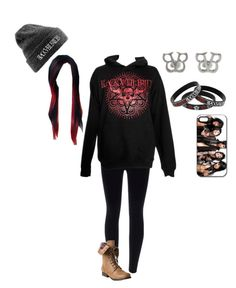 Black veil brides by shayabvb on Polyvore featuring polyvore, fashion and style