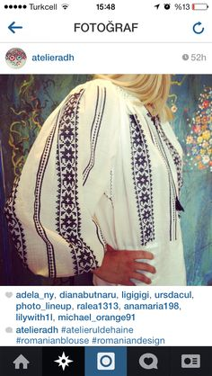 Romanian blouse Lineup, Blouse, Clothing, Design, Outfits, Blouses, Outfit Posts, Woman Shirt, Kleding