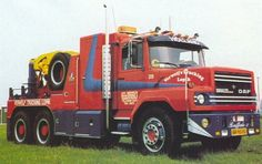 DAF 2800 - TOW TRUCK