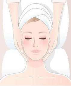 Beautiful woman having spa massage - Care - Skin care , beauty ideas and skin care tips Massage Spa, Massage For Men, Face Massage, Spa Facial, Skin Care Spa, Face Skin Care, Beauty Care, Beauty Skin, Spa Logo
