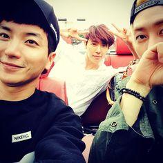 SUPER JUNIOR | Eunhyuk, Donghae and Leeteuk