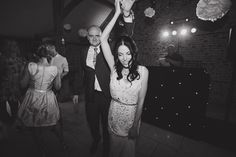 Fun first dance, Jenny Packham Dress, Upwaltham Barns wedding