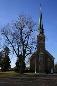St Brendan Church - Green Isle, MN