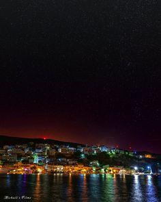 Πυθαγόρειο, Σάμος Under The Stars, Northern Lights, Nature, Travel, Naturaleza, Viajes, Aurora Borealis, Trips, Nordic Lights