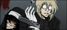Hellsing ultimate iscariot Heinkel Yumiko Yumie