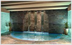 I think everyone needs to build an indoor spa like this one in their home.  www.Az1HomeSearch.com