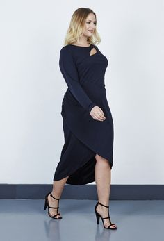 A Few Luxe Plus Size Designers: Anna Scholz - The Curvy Fashionista Curvy Fashion, Plus Size Fashion, Girl Fashion, Classy Fashion, Womens Fashion, Plus Size Brands, Plus Size Designers, Plus Size Dresses, Plus Size Outfits