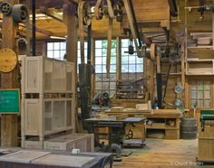 ... Layout on Pinterest | Wood Shops, Workshop Layout and Woodworking Shop