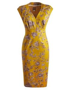 For more information on own brand goods and inspiration for promotional goods visit us on www.dinksltd.co.uk Joules Classic Womens Floral Dress In Yellow Floral