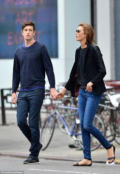 Joshua Kushner + Karlie Kloss