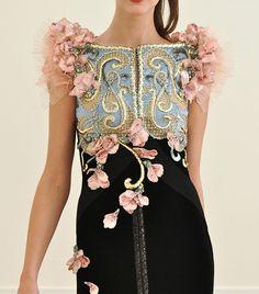 Alexis Mabille Haute Couture Autumn 2010 - Details