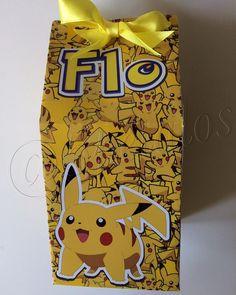 Caja Dulceras #personalizado #pokemon