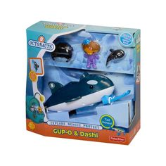 OCTONAUTS GUP-O and DASHI TOY - BNIB in Toys, Hobbies | eBay