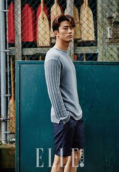 2015.06, Elle, 2PM, Taecyeon