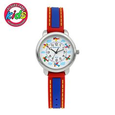 46.32$  Watch now - http://aliefp.shopchina.info/go.php?t=32804529208 - JACQUES FAREL Kids Children watches fashion cute simple waterproof Quartz Wristwatches fly red  46.32$ #buymethat