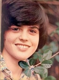 Donny Osmond and Puppy Love