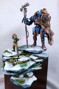 The Guardian - Black Sun Miniatures