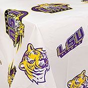 LSU Tigers Table Covers