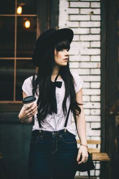 30 Astonishing Hats That You Will Always Crave For.... #HatsForWomenHipster