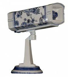 Charles Krafft CCTV Cameras