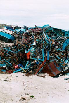 Wolfgang Tillmans Lampedusa 2008 © Wolfgang Tillmans Open today at Tate Modern