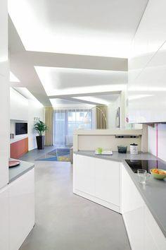 Zdjęcie numer 1 w galerii - Mieszkanie: światła idea