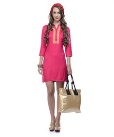Raasaa Kurti | I found an amazing deal at fashionandyou.com and I bet you'll love it too. Check it out!