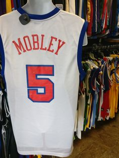 #xl3vintageclothing Now available in our store Vintage #5 CUTTIN...  Check it out here!!  http://xl3vintageclothing.net/products/vintage-5-cuttino-mobley-los-angeles-clippers-nba-reebok-jersey-m?utm_campaign=social_autopilot&utm_source=pin&utm_medium=pin