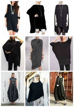 9a91227b0ed Minimalist dresses available in straight and plus sizes by indie brands    some are made to