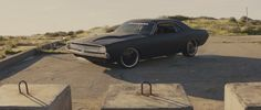 Dodge charger (Time out movie)