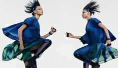 速報で伝えたNIKEとsacaiデザイナー阿部千登勢のコラボレーションライン「NikeLab × sacai コレクション」がついに登場。第1弾のコレクションは、世界中で展開され、日本ではNIKE.COM/NikeLab 、NikeLab