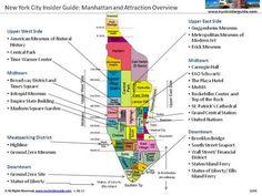 New York ourist map - Pesquisa Google
