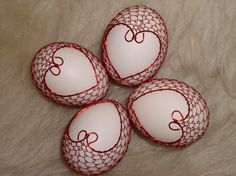 wire and eggs Egg Crafts, Easter Crafts, Diy And Crafts, Types Of Eggs, Egg Shell Art, Wire Wrapped Jewelry, Wire Jewelry, Carved Eggs, Egg Tree