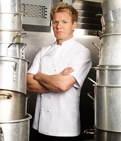 """Brash reality TV chef Gordon Ramsay has decided to halt production on his Kitchen Nightmares series after 10 years; """"It's been a blast but it's time to call it a day,"""" he says"""
