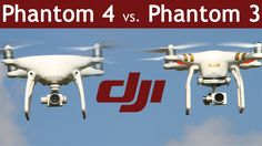 DJI Phantom 4 vs Phantom 3 | Which is the better drone? | COMPARISON Phantom 4 Drone, Dji Phantom 4, Uav Drone, Drones, Gopro Hero 4 Black, Finding Yourself, Youtube, Gadgets, Toys