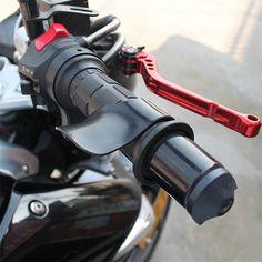 Xe moto g Xe Máy Phổ Phụ Kiện E-Bike Grip Throttle Hỗ Trợ Cổ Tay Cruise Điều Khiển Cramp Rest
