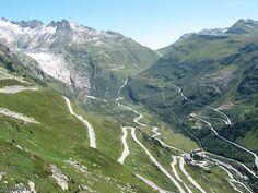 Tour de Suisse - Grimselpass