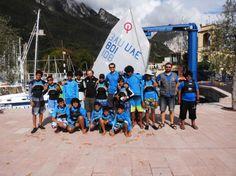 Gli Emirati Arabi scelgono il Garda Trentino per un camp di allenamento   BLU
