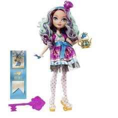 "Ever After High - Rebel Puppe, Madeline Hatter - Mattel - Toys""R""Us"