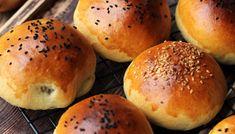Domowe kajzerki… – brunetkawkuchni Hamburger, Bread, Food, Brot, Essen, Baking, Burgers, Meals, Breads