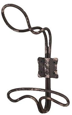 I have these hooks in my entryway.  They are the perfect farmhouse accessory! (affiliate)