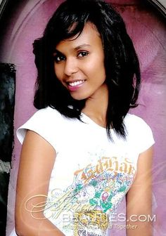 Welcome to our photo gallery! Take a look at African girl picture Senait