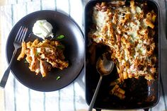 my old-school baked ziti | smitten kitchen | Bloglovin'